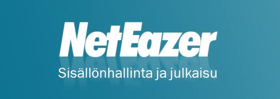 OpenSpace NetEazer sisällönhallinta